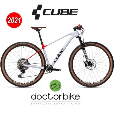 Cube Elite C:68X Pro flashwhite´n´red - 417050 -