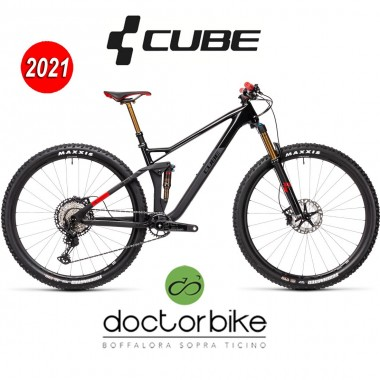 Cube Stereo 120 HPC SLT 29 carbon´n´red- 453400 -