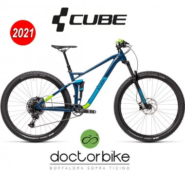 Cube Stereo 120 Pro 29 blueberry´n´green - 453100 -