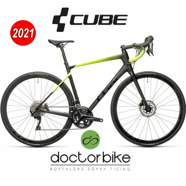 Cube Attain GTC Race carbon´n´flashyellow - 477200 -