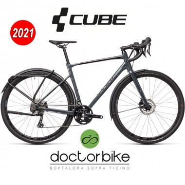 Cube Nuroad Race FE grey´n´black - 480210 -