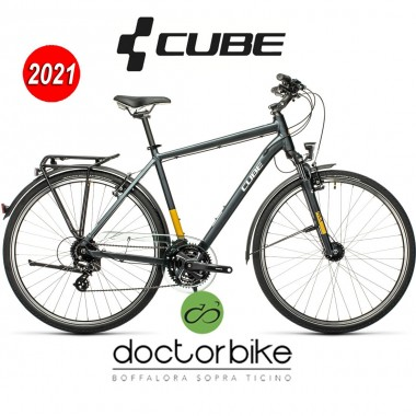 Cube Touring grey´n´yellow -448100 - MEN