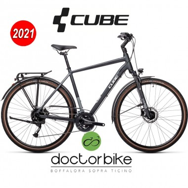 Cube Touring EXC iridium´n´white - 448200 -MEN