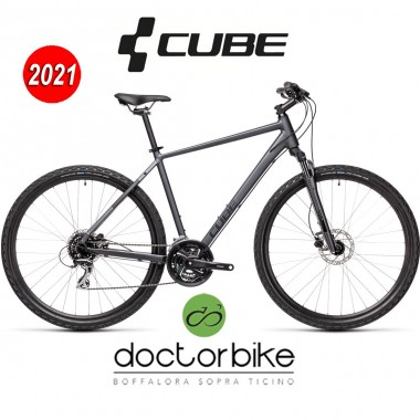 Cube Nature iridium´n´black- 45100 MEN