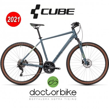 Cube Nature Pro blue´n´green- 445160-MEN-