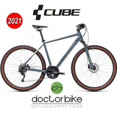 Cube Nature Pro blue´n´green- 445160-MEN-
