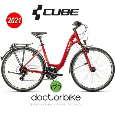 Cube Touring darkred´n´grey- 448110 -LADY EASY ENTRY