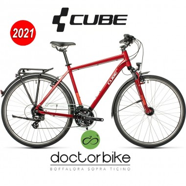 Cube Touring darkred´n´grey - 448110 -MEN