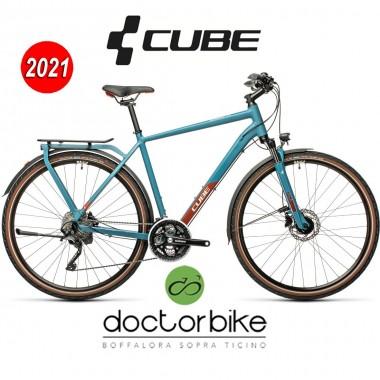 Cube Kathmandu Pro blue´n´red - 448310 -MEN