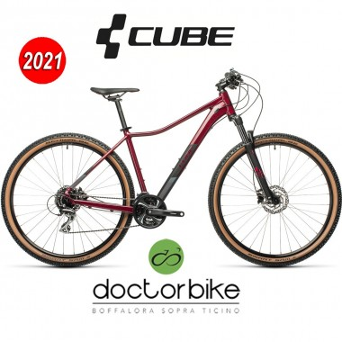 Cube Access WS Exc darkberry´n´black -425310-
