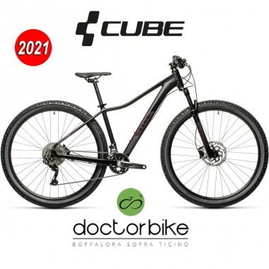 Cube Access WS Race black´n´hazypurple - 425500 -