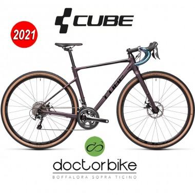 Cube Nuroad WS smokylilac´n´black - 429700 -