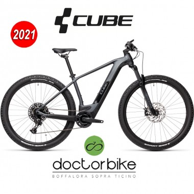 Cube Reaction Hybrid SL 625 29 iridium´n´black - 434302 -