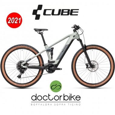 Cube Stereo Hybrid 120 Pro 625 lunar´n´grey - 435062 -