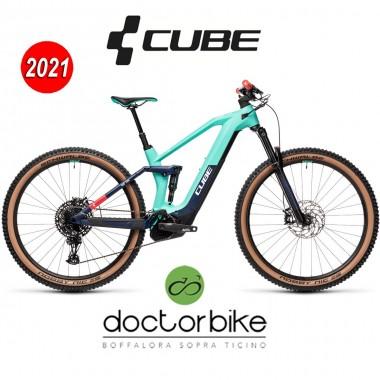 Cube Stereo Hybrid 140 HPC Race 625 team - 436122 -