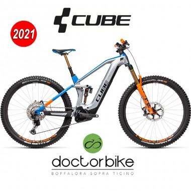 Cube Stereo Hybrid 140 HPC Actionteam 625 Kiox actionteam - 436252 -