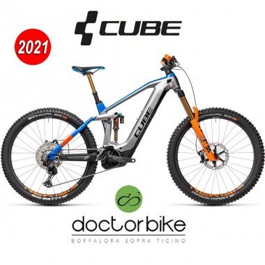 Cube Stereo Hybrid 160 HPC Actionteam 625 27.5 Kiox actionteam - 437252 -