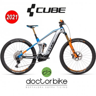Cube Stereo Hybrid 140 HPC Actionteam 625 Nyon actionteam - 436257 -