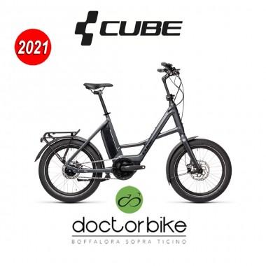Cube Compact Hybrid iridium´n´black - 489100 -
