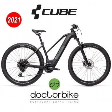 Cube Reaction Hybrid Pro 625 29 black´n´grey - TRAPEZE -