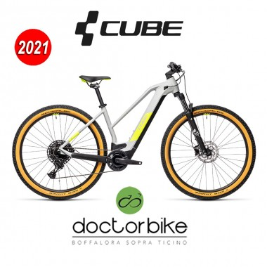 Cube Reaction Hybrid Pro 625 29 grey´n´yellow - 434112 -TRAPEZE