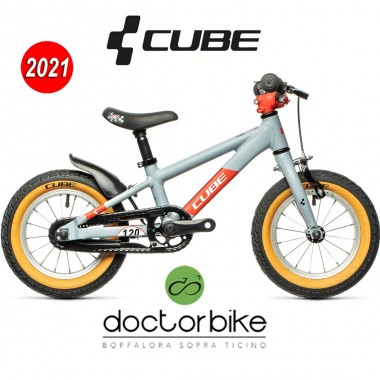 Cube Cubie 120 grey´n´red - 420150 -