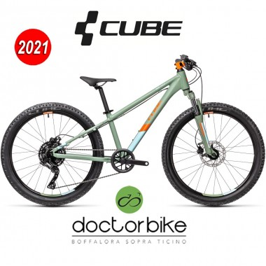 Cube Acid 240 Disc green´n´orange - 423180-