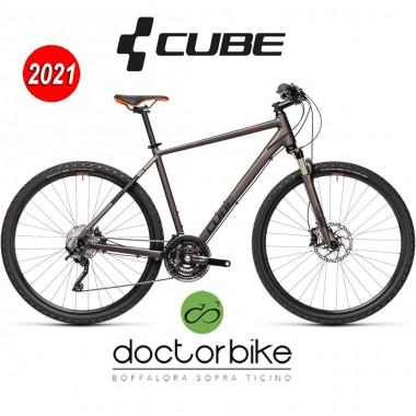 Cube Nature SL teak'n'orange - 445350 -