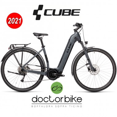 Cube Touring Hybrid ONE 500 grey'n'black Easy Entry - 431051 EE-