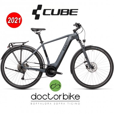Cube Touring Hybrid ONE 500 grey'n'black - 431051 -