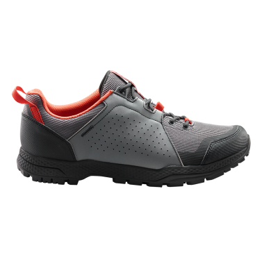 SCARPE MTB CUBE ALL TERRAIN OX GREY CHERRY TOMATO