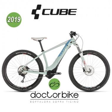 Cube Access Hybrid EXC 500 blue´n´coral 2019